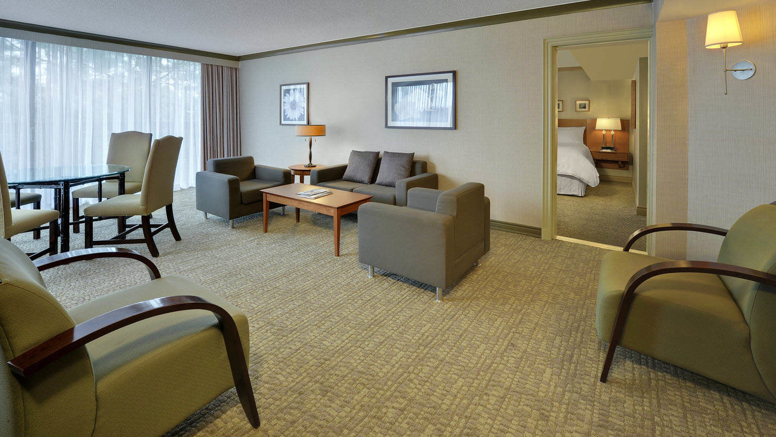 Executive Suite | The Westin Prince Toronto Hotel