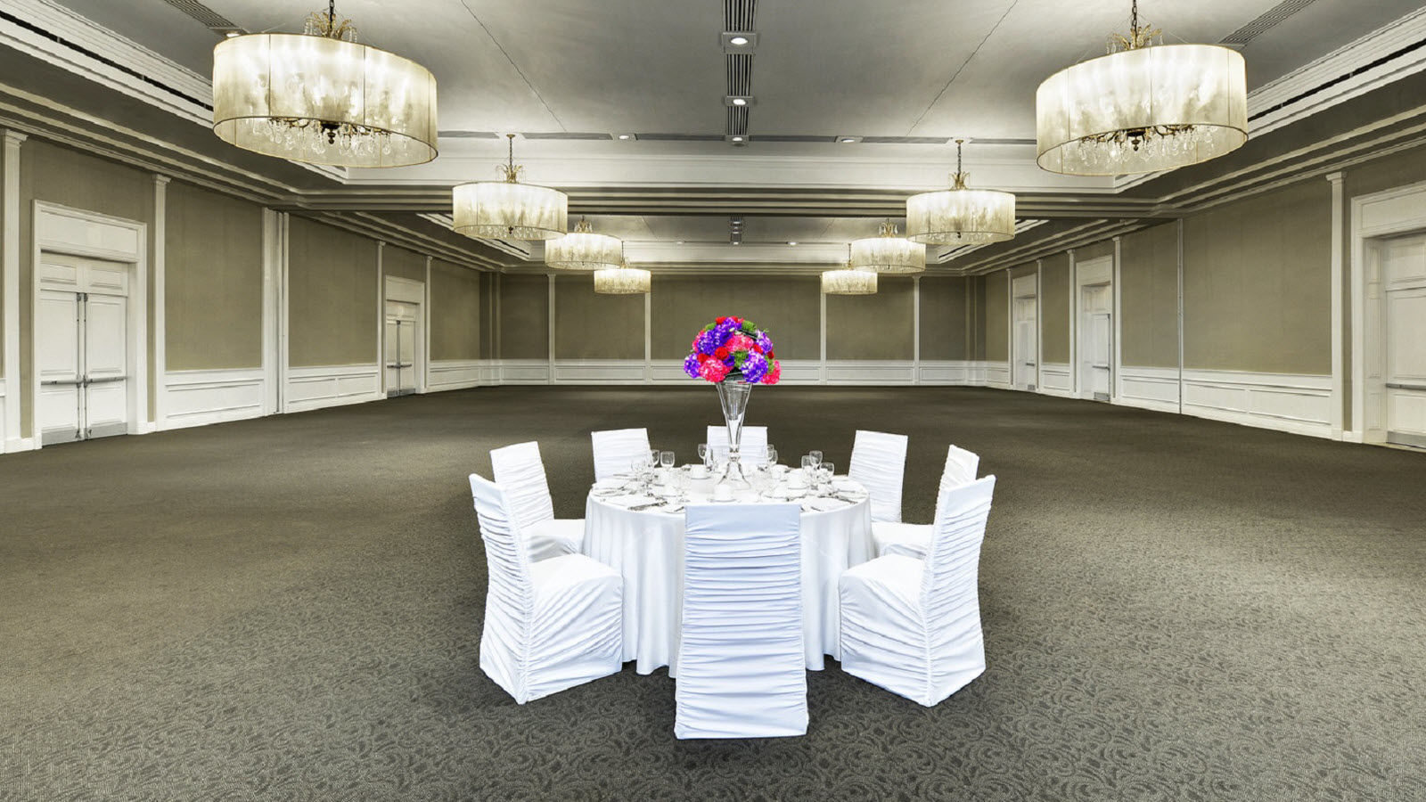 North Toronto Wedding Venues - Ballroom - The Westin Prince Toronto